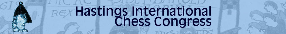 The Hastings International Chess Congress
